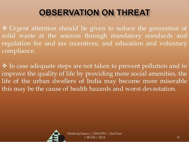 effect of urbanization on health The effects of urbanization on mammalian and  effects of urbanisation on animals and birds environmental sciences  the effect that urbanization has on land.