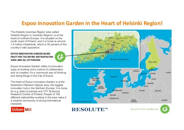The Helsinki-Uusimaa Region (also called Helsinki Region or Uusimaa Region), is at the heart of northern Europe. It is sit...