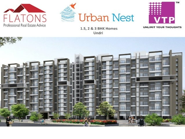About Urban Nest:- Urban Nest is a true-life nest tucked in the natural green environs of Undri. The 1, 2 and 3 BHK apartm...