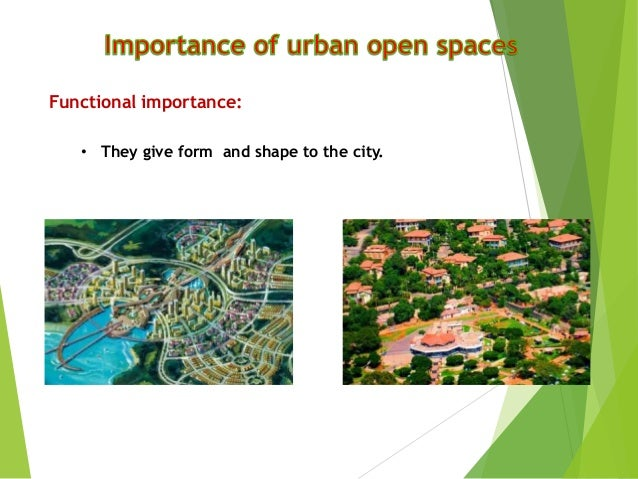 importance of social spaces in urban spaces The importance of social spaces  as william h whyte points out in the film the social life of small urban spaces,  it is important to understand, can come in .