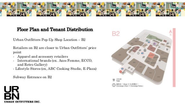 Urban outfitters Shanghai Pop Up Shop – Urban Outfitters Business Plan
