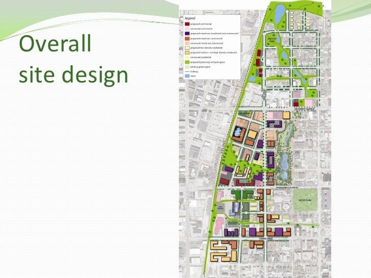 Urban planning 494 final presentation power point overall site design toneelgroepblik Images
