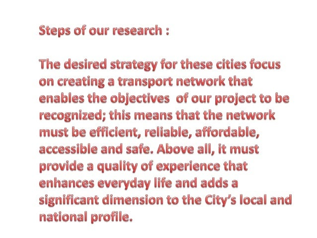 an analysis of the development of urban transportation Research + analysis  transportation + community development  works to change the practices and standards of urban design and development to support healthy.