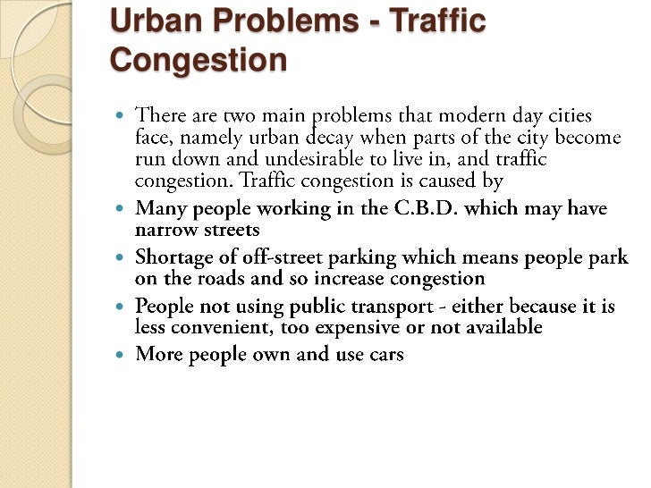 Essay on traffic problems in goa