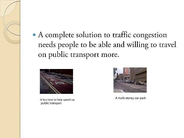 498 words short essay on Traffic Management
