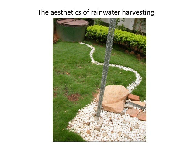 Urban Rainwater Harvesting Systems Promises And Challenges