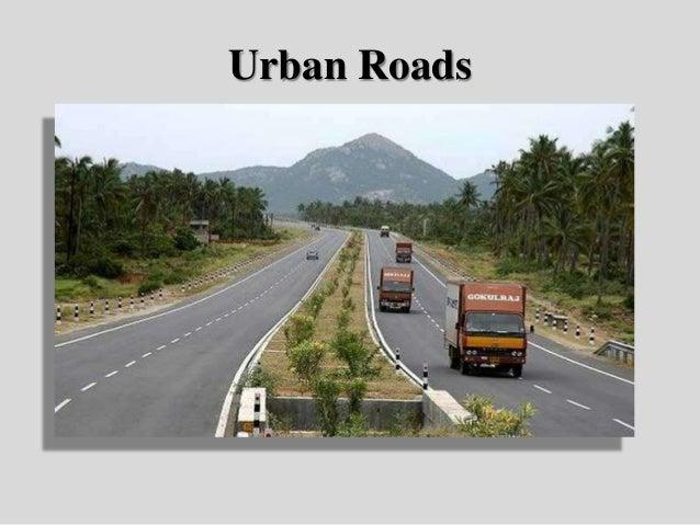 Urban Roads Slide 3