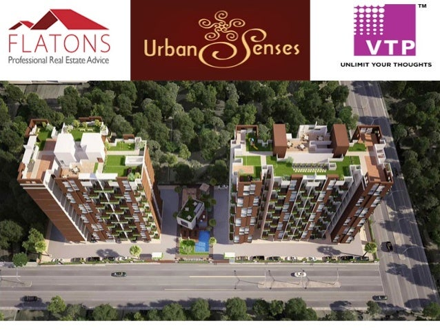 About Urban Senses:-  Urban Senses with its 2 and 2.5 BHK apartments in Kharadi is designed for happiness.  Created with y...