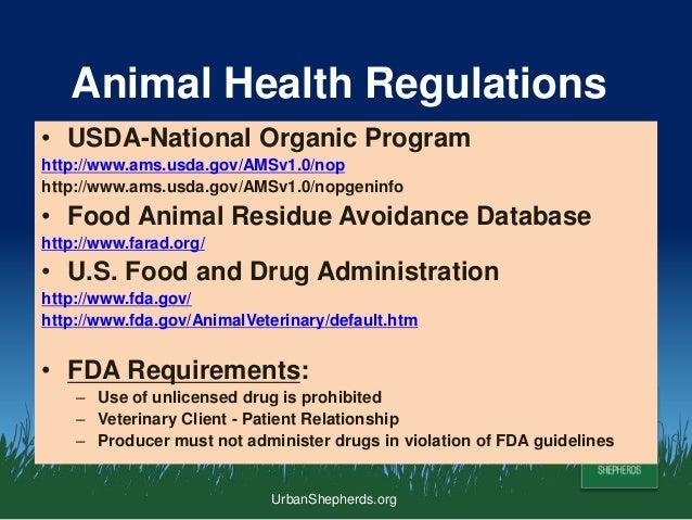 Usda Organic Food Database