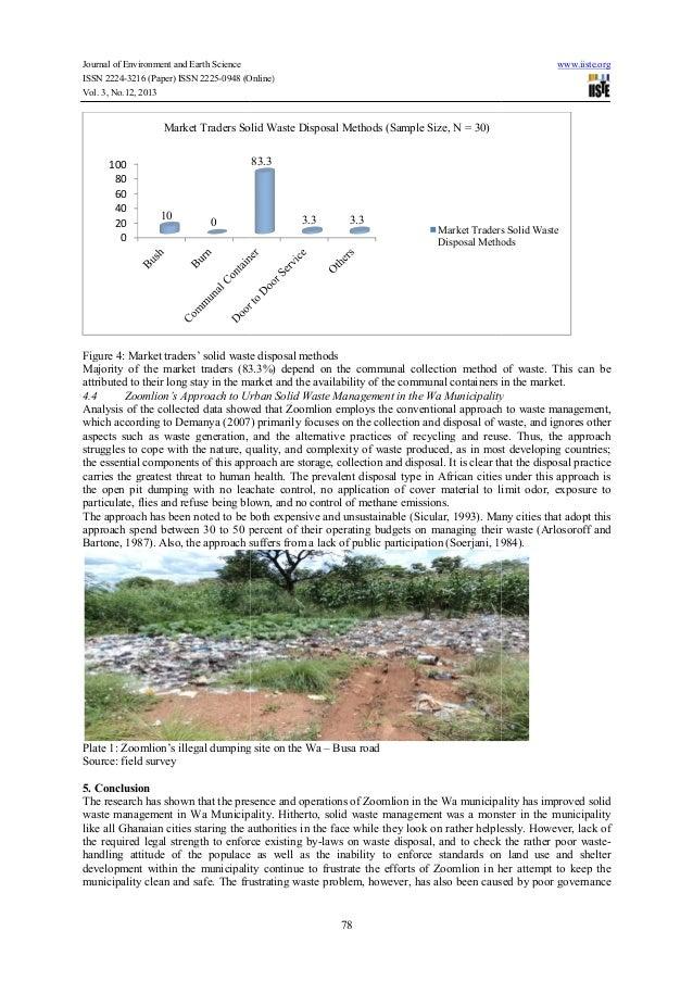 Talk E Waste Management Thesis Ghana chaudhary fahim