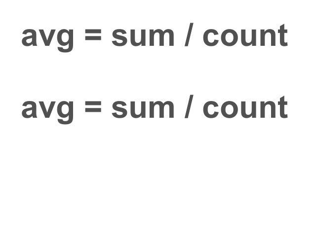 average temperature!  = t1.add(t2)!  .scale(1/2)