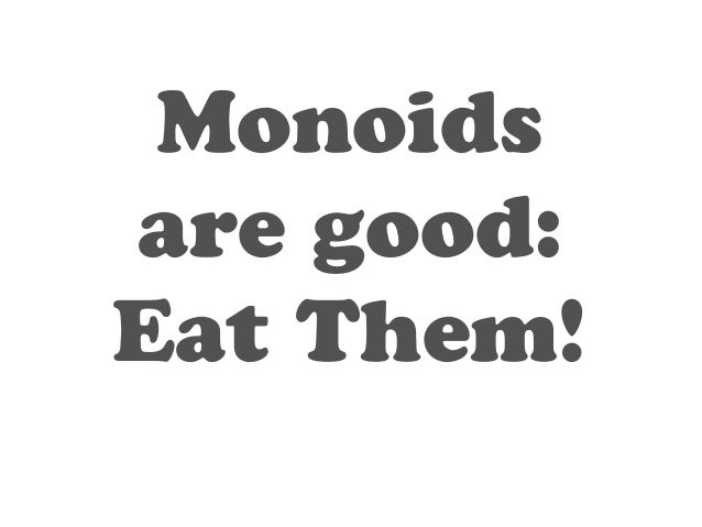 Ur Domain Haz Monoids DDDx NYC 2014