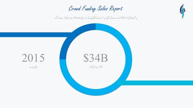 Crowd Funding Sales Report ہکایگاکتاگلہنیمختہی2015دقماریکرسامےئےئگےیکاےھٹکںیماولسباسرپ...