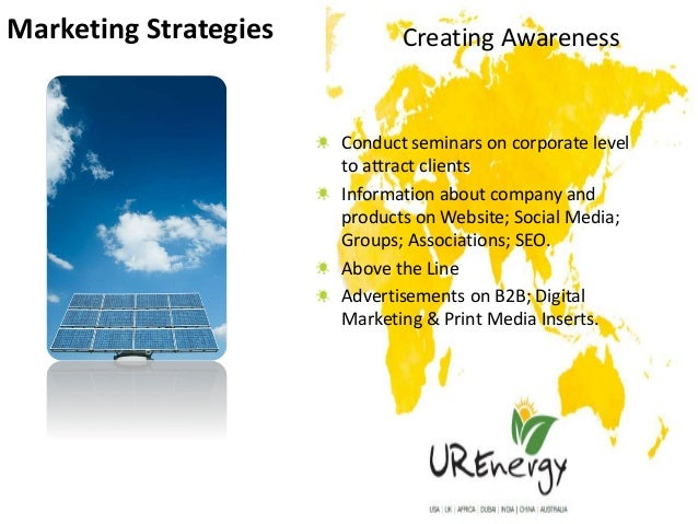 Marketing Strategies for Solar Businesses