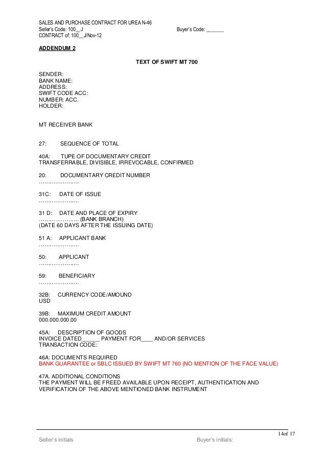 Urea draft contract 1200 k mt lc bgsblc 2 14 spiritdancerdesigns Gallery
