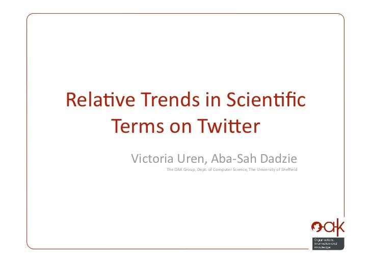 Rela%ve