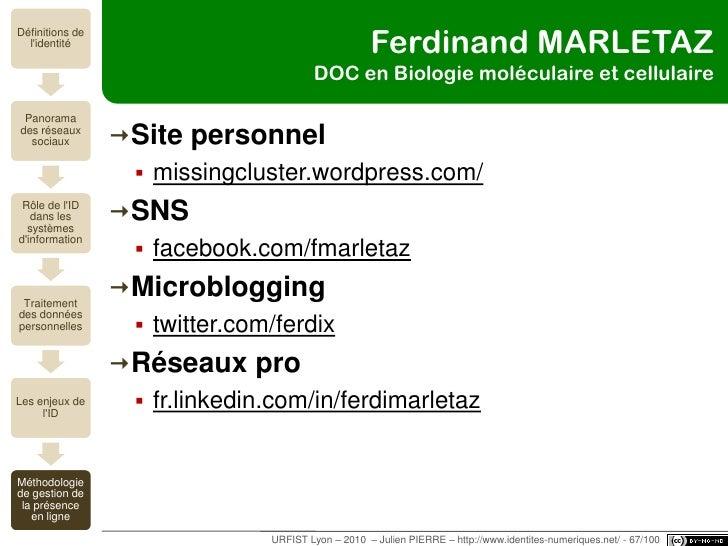 Laurence ALLARDMC SIC<br />Lille 3<br />Site personnel<br />culturesexpressives.fr/<br />Microblogging<br />identi.ca/laur...