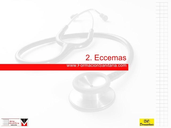 2. Eccemas  www.FormacionSanitaria.com