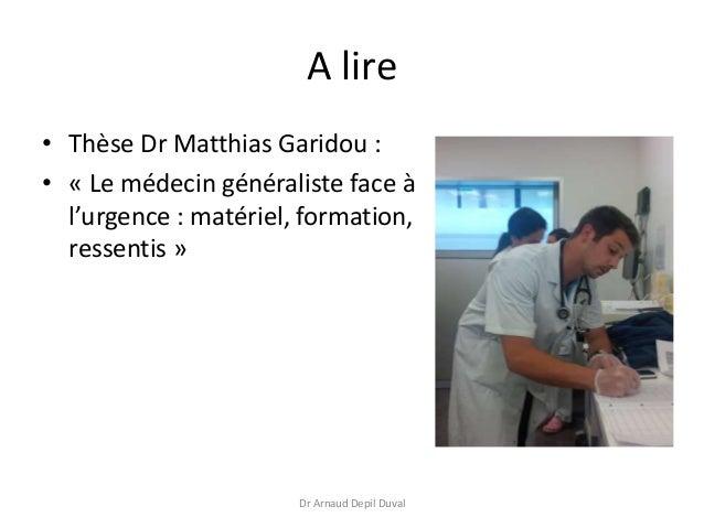 Urgences au cabinet médical - trousse d'urgence Slide 2