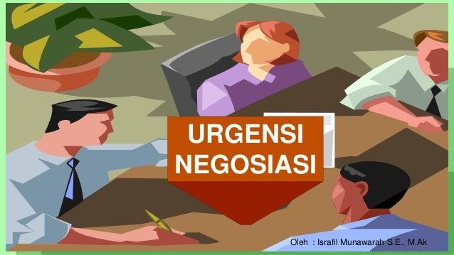 urgensi negosiasi 1 638