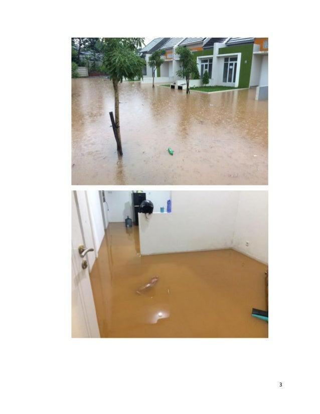 Spring Garden Residence Banjir