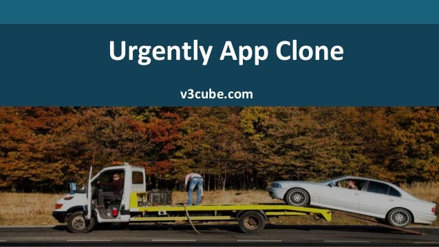 Urgently App Clone v3cube.com