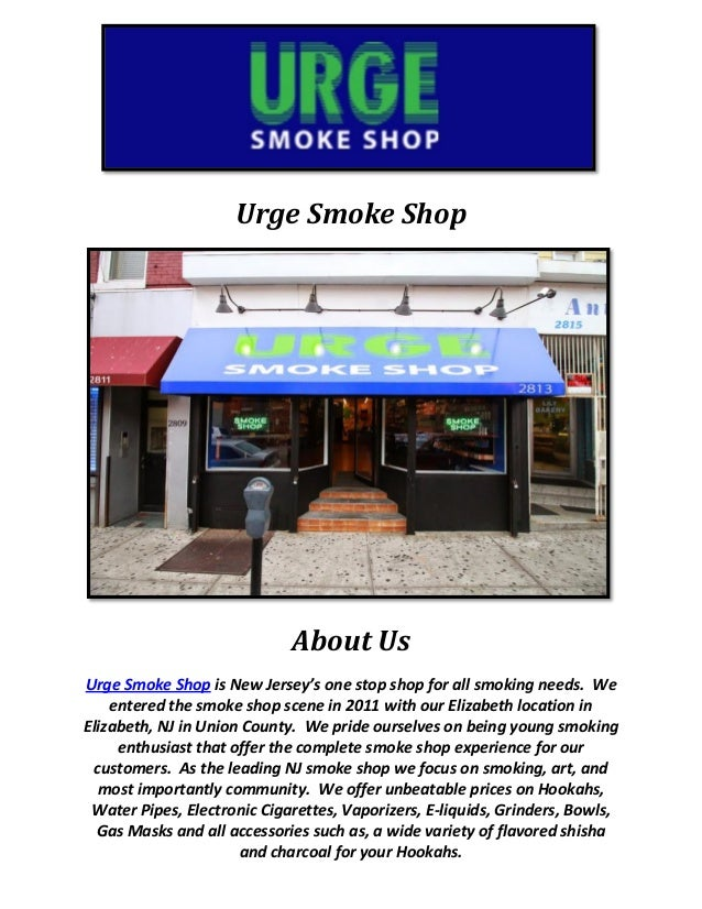Urge Smoke Shop: Vape Shop Union City