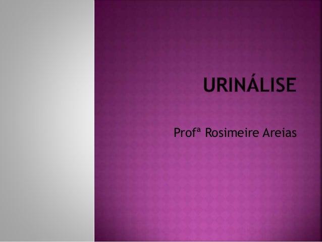 Profª Rosimeire Areias