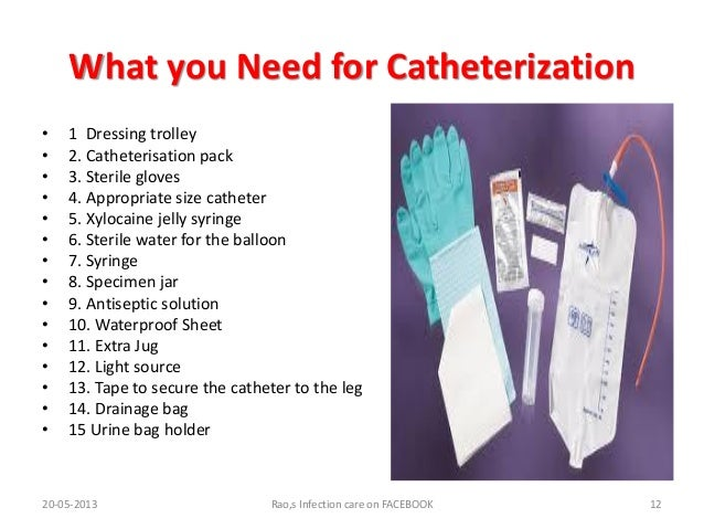 Urinary catheter care - Skills and Asepsis