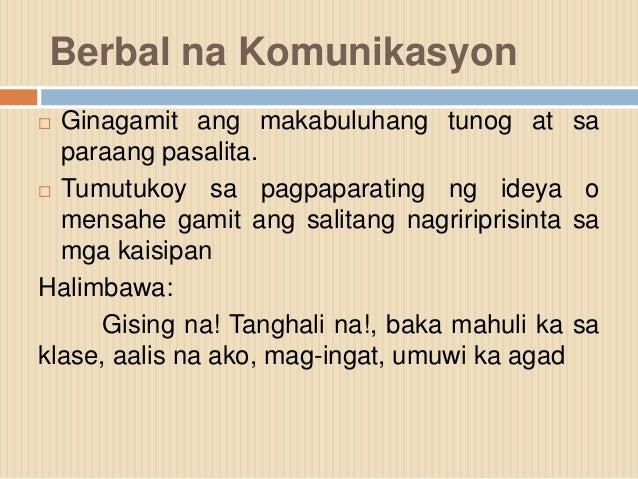 Uri Ng Komunikasyon Once your powtoon is ready to be downloaded we'll send you an email. uri ng komunikasyon