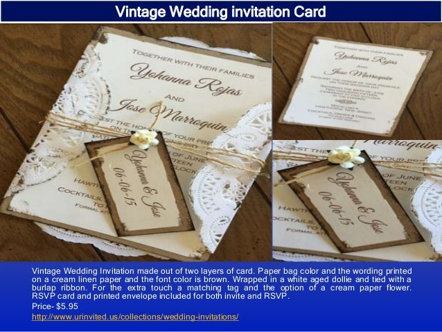 Where To Get Cheap Wedding Invitations: Cheap Wedding Invitations