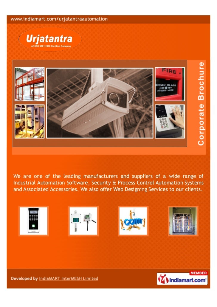 We are one of the leading manufacturers and suppliers of a wide range ofIndustrial Automation Software, Security & Process...