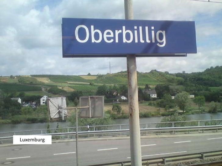 Luxemburg<br />