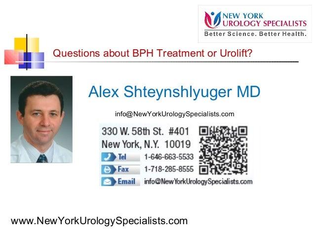Urolift System Treatment Urolift Bph Enlarged Prostate