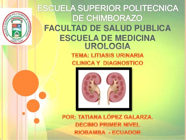 FACULTAD DE SALUD PUBLICA ESCUELA DE MEDICINA