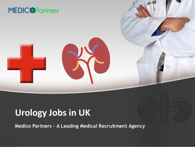 Urology Jobs in UK