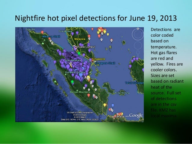 nighttime fires analysis The gwg big data inventory is a catalog of big  archive of nighttime satellite imagery to track the supply  during major forest fires or.