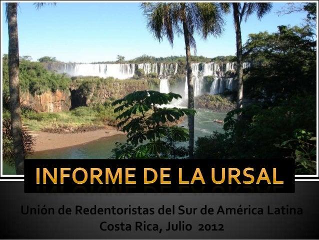 Compuesta por las unidades: • Viceprovincia de Perú Sur • Viceprovincia de Resistencia • Provincia de Paraguay • Provincia...