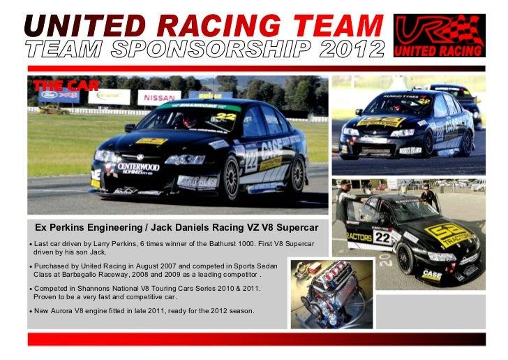 racing sponsorship proposal - Etame.mibawa.co