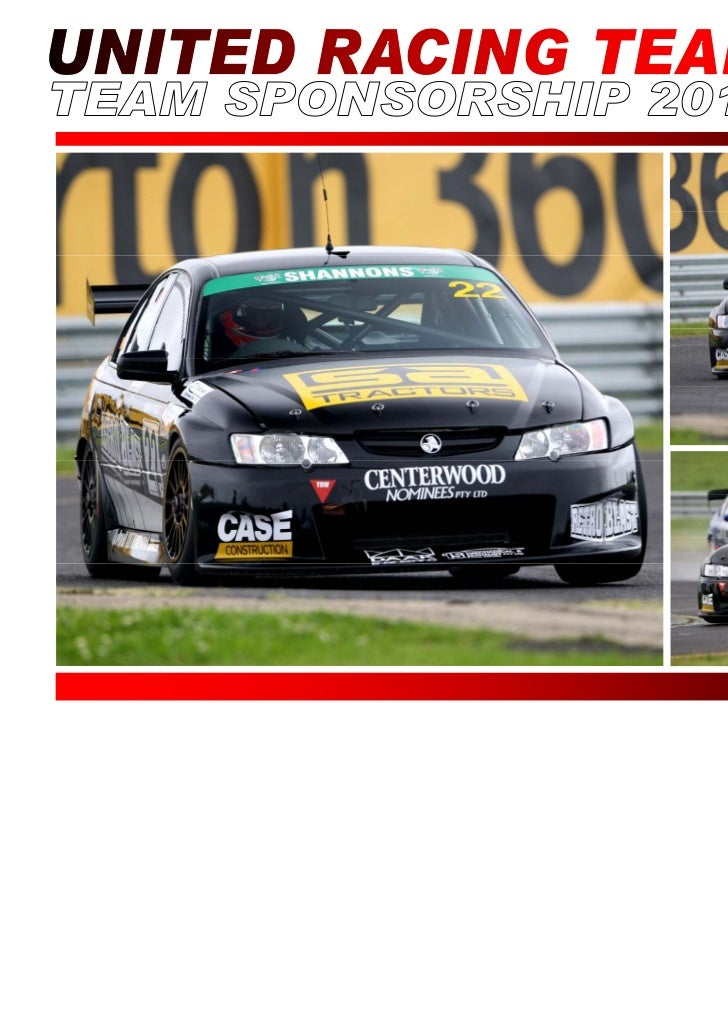 ABOUT US    UNITED RACING TEAM•   Amalgamation of DK and JTI Racing Teams in the early 2000s to maximise skills    and com...