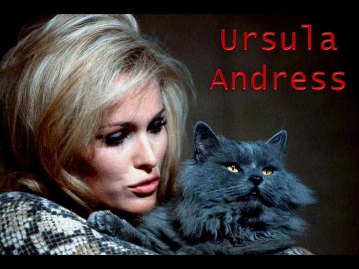 URSULA  ANDRESS  ppsx