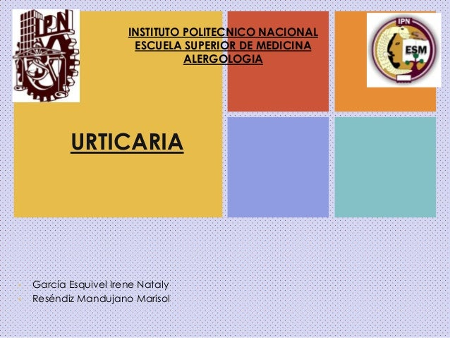+                  INSTITUTO POLITECNICO NACIONAL                        ESCUELA SUPERIOR DE MEDICINA                     ...