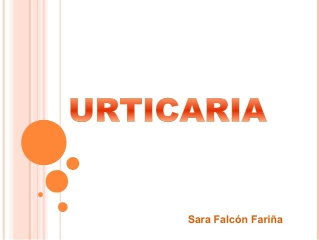 Sara Falcón Fariña