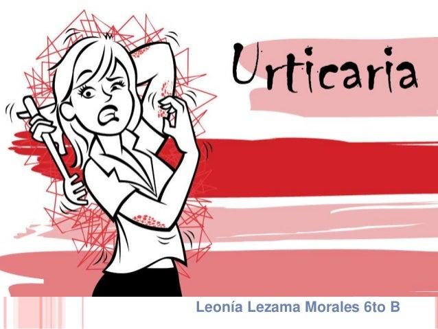 Leonía Lezama Morales 6to B