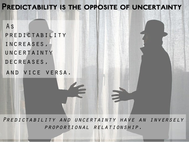 the basis of charles bergers uncertainty reduction theory Introduction the uncertainty reduction theory, developed by charles berger, states how communication is used to gain knowledge, create understanding, and reduce.