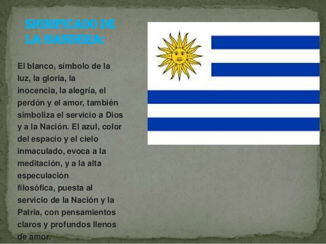 Bandera De Uruguay Y Significado