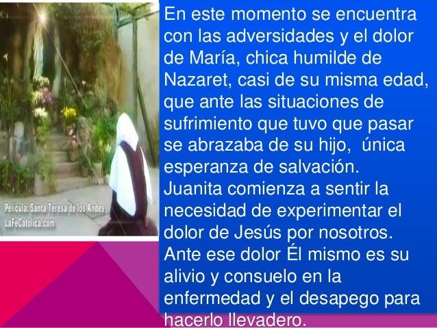 En este momento se encuentra con las adversidades y el dolor de María, chica humilde de Nazaret, casi de su misma edad, qu...