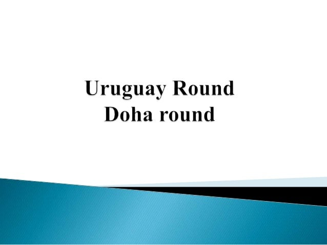 Did NAFTA save the Uruguay Round?