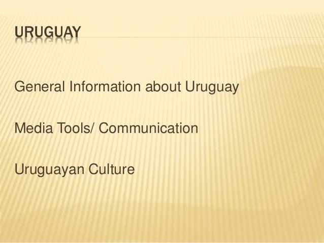 Uruguay  Slide 2