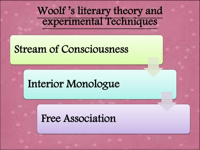 write a detailed essay on the stream of consciousness technique Impotence is quite a rare and popular topic for writing an essay,  the narrative of the novel is crafted in the stream-of-consciousness technique,  detailed and.